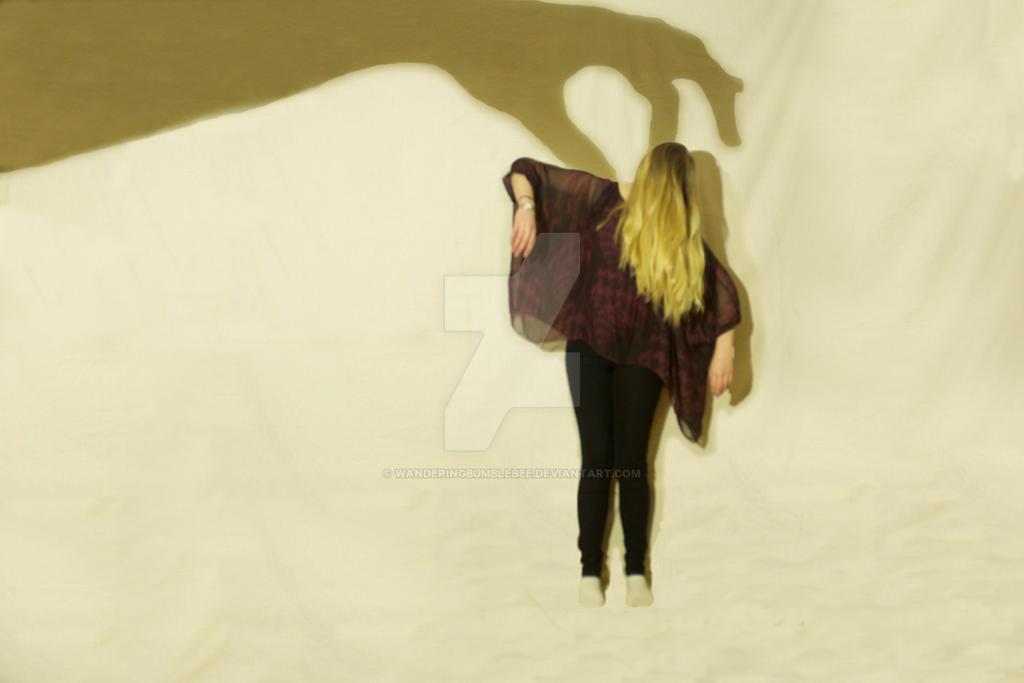 Hanging form shadows by WanderingBumblebee