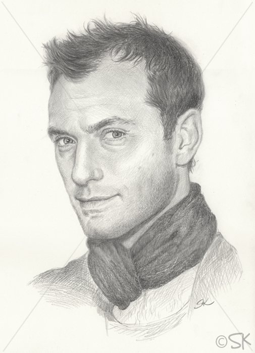 Jude Law by Susie-K