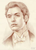 Jude Law as Bosie by Susie-K