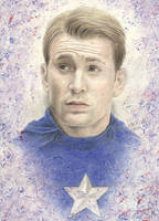 Captain America by Susie-K