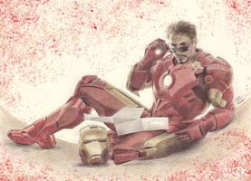 Iron Man by Susie-K