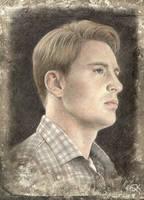 Steve Rogers / Captain America by Susie-K