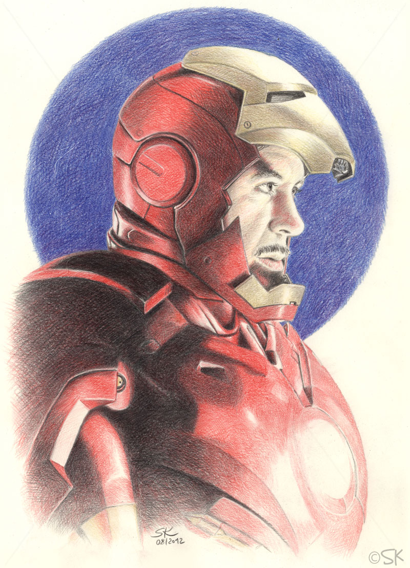 Iron Man by Susie-K