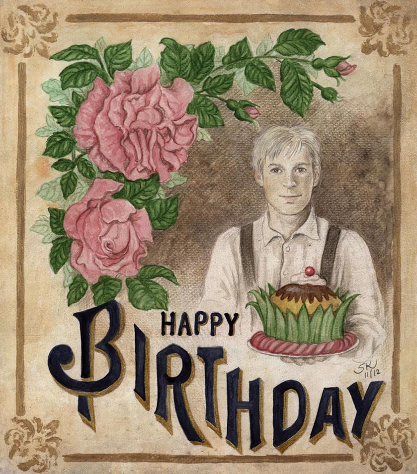Happy Birthday! By Susie-K On DeviantART