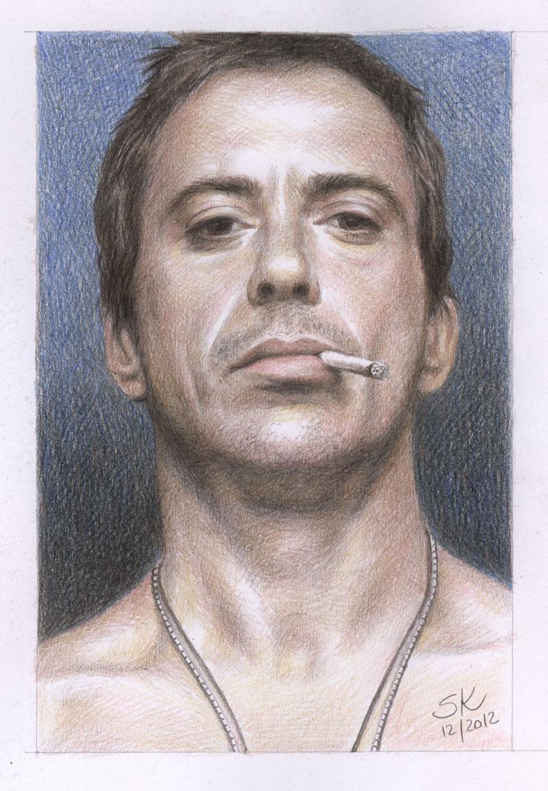 Robert Downey jr. by Susie-K