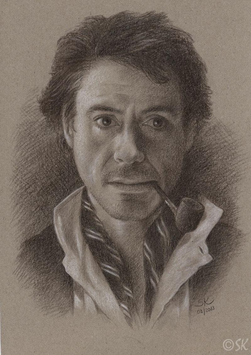 Sherlock Holmes by Susie-K