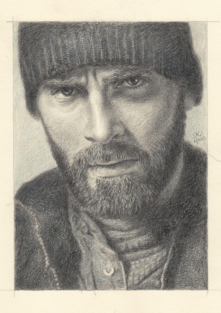 Chris Evans by Susie-K