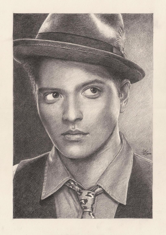 Bruno Mars by Susie-K on DeviantArt