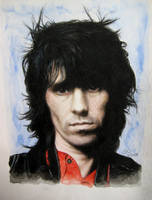Keith Richards by Susie-K