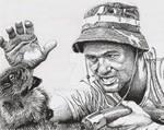Bill Murray-Caddyshack by cordog69