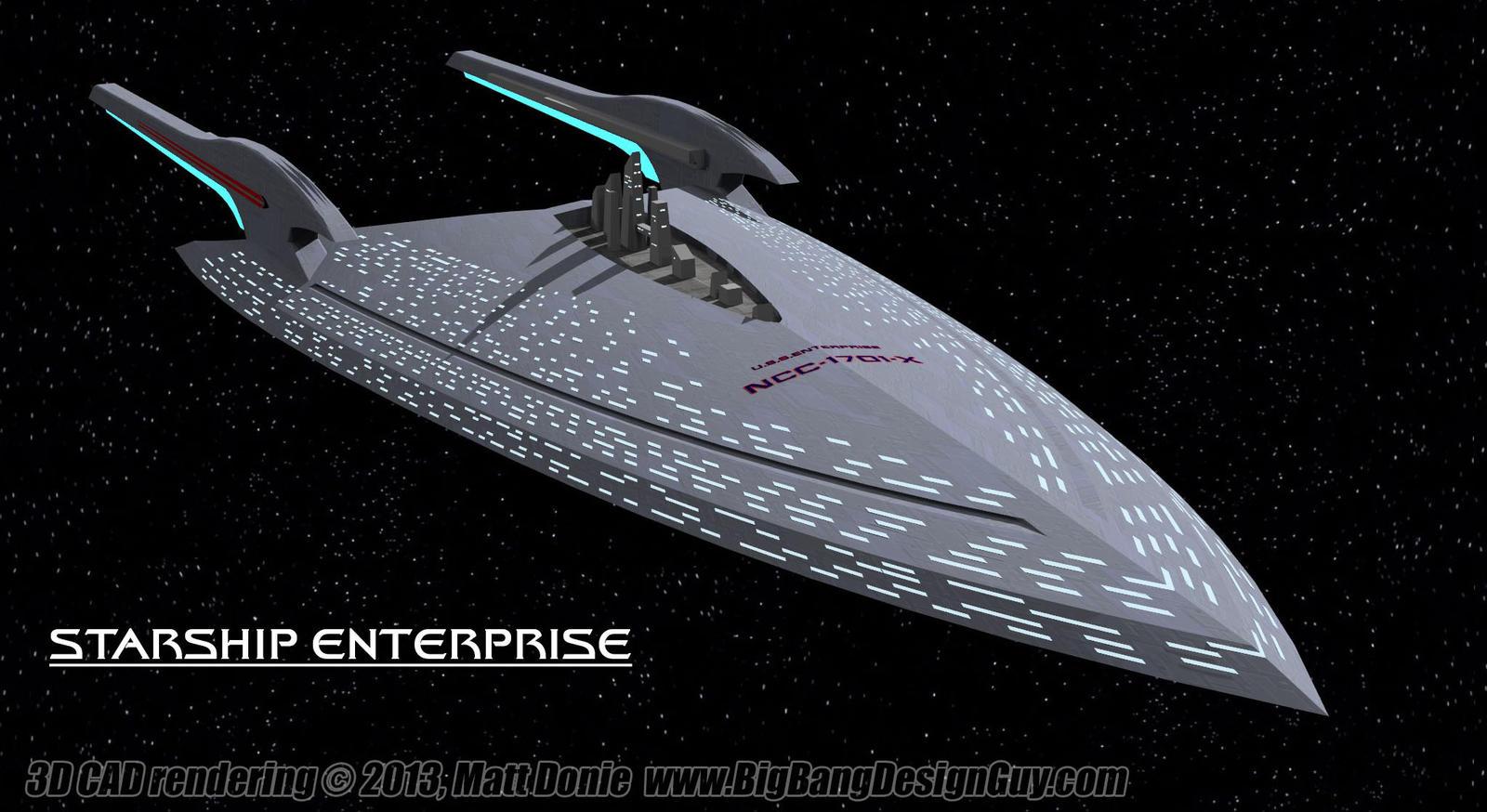 star trek future starship - photo #26