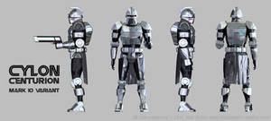 Cylon Centurion 02 - Turnaround