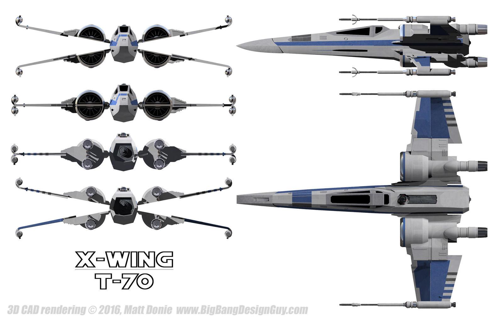 on x wing schematics