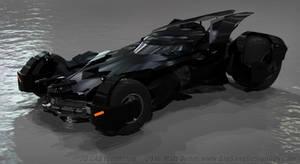 Batmobile Batman v Superman 15