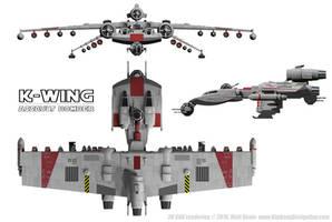 K-Wing Schematics by Ravendeviant