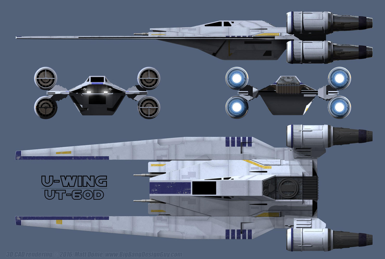 tie fighter schematic  | ravendeviant.deviantart.com