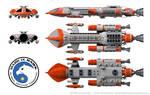 Mark IX Hawk - Schematics