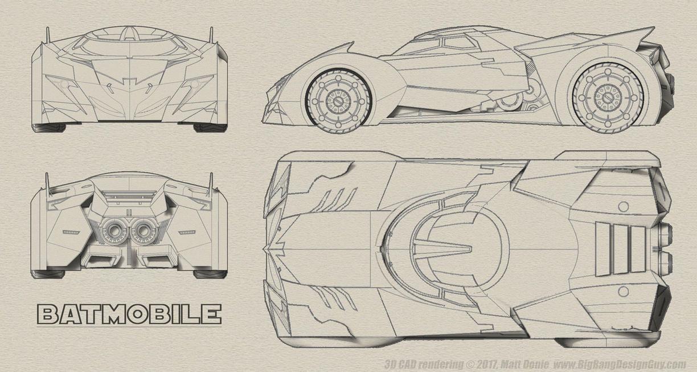 Telltale Batmobile Schematics by Ravendeviant on DeviantArt on batwing schematics, trailer schematics, batpod schematics,