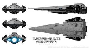 Imperial Raider Schematics by Ravendeviant
