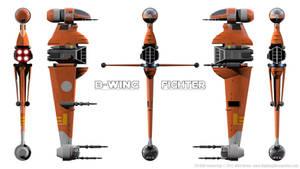 B-Wing Schematic