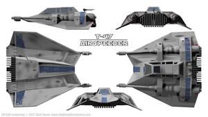 Airspeeder Schematics