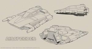 Airspeeders - Collage