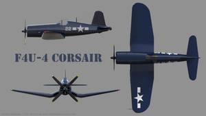 F4U Corsair Schematics