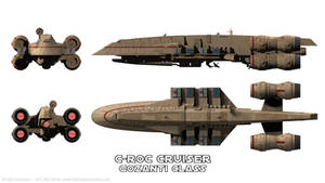 Gozanti Class C-ROC Cruiser Schematics 02 by Ravendeviant