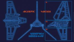 Imperial Shuttle Schematics 03
