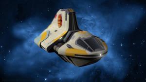 Phantom II Sheathipede-Class Shuttle - Rebels