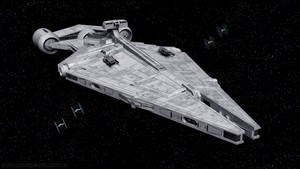Imperial Command Cruiser - Portrait
