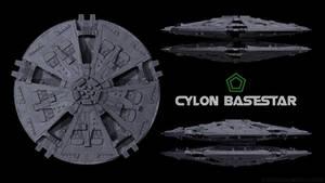 Cylon Basestar - Schematics