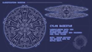 Cylon Basestar Blueprints