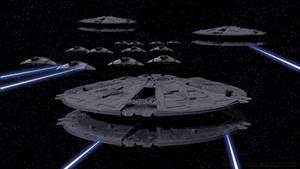 Cylon Invasion Force
