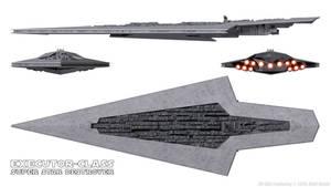 Executor-class Dreadnought - Schematics