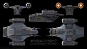 Razor Crest - Schematics