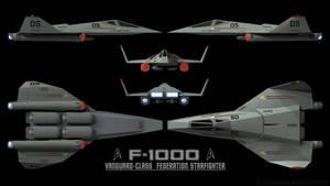 Starfleet Starfighter Schematics