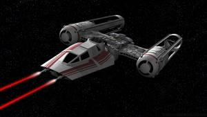 New Y-Wing BTA-NR2 Attacks!