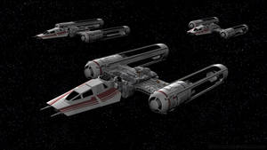 BTA-NR2 Y-Wings Attack!