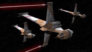 Resistance B-Wing