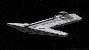 Onager-class Star Destroyer - Portrait
