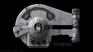 YT-2400 Outrider - Top