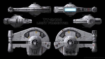 YT-2400 Schematic - Outrider