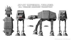 AT-AT Walker Schematics 02