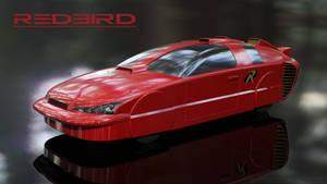 Robin's Batmobile - The Redbird