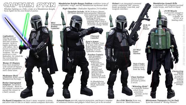 Mandalorian Armor - Schematics - Revised