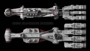 CR90 Corvette - Rebel Blockade Runner