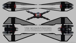 TIE/X - TIE Executioner - Schematics
