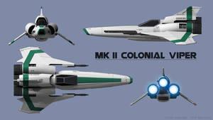 Mk II Viper - Green Squadron