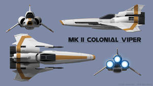Mk II Viper - Gold Squadron